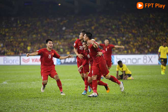 CHẤM ĐIỂM Việt Nam: Đức Huy, Huy Hùng quá hay. Đình Trọng xứng đáng 10 điểm