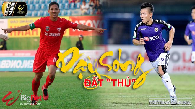 V League 2019 vòng 8: Dậy sóng đất 'Thủ', Bình Dương đấu với Hà Nội (Trực tiếp VTV6, BĐTV, FPT Play)