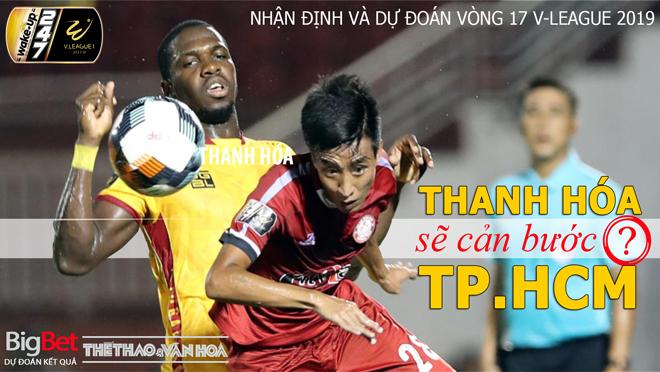 HAGL phải thắng SLNA, Thanh Hóa cản bước TPHCM? (VTV6, Bóng đá TV trực tiếp V League 2019)