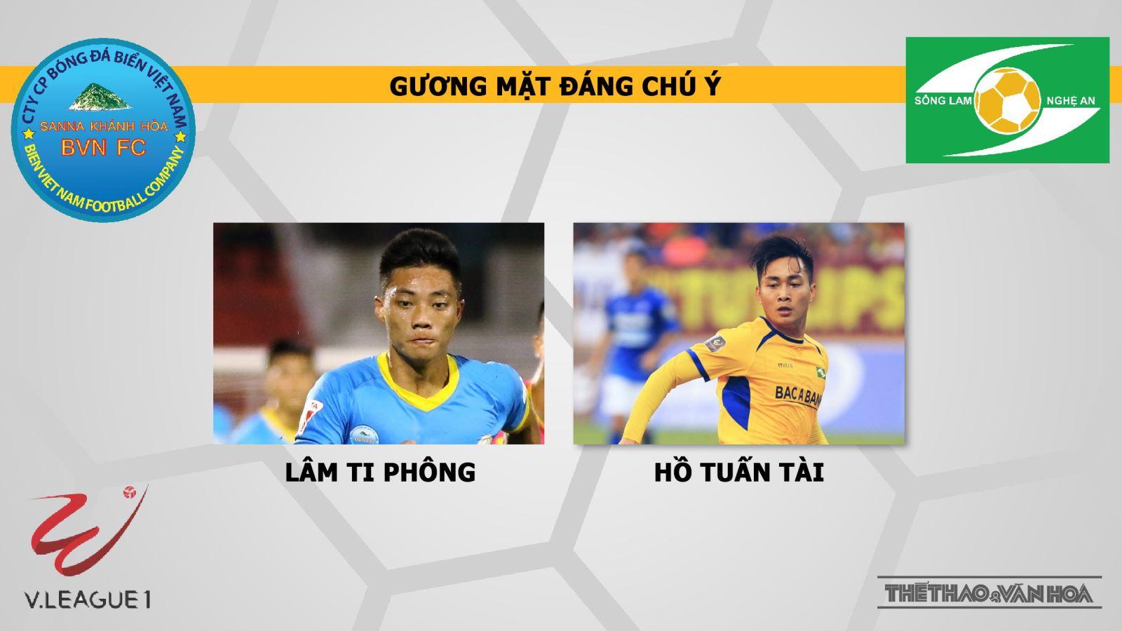 truc tiep bong da hôm nay, Khánh Hòa vs SLNA, trực tiếp bóng đá, Khánh Hòa đấu với SLNA, V League, SLNA, xem trực tuyến, VTV6, thể thao TV, BĐTV, FPT Play