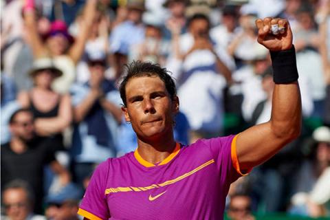 Djokovic nhọc nhằn, Nadal thắng dễ tại Monte Carlo