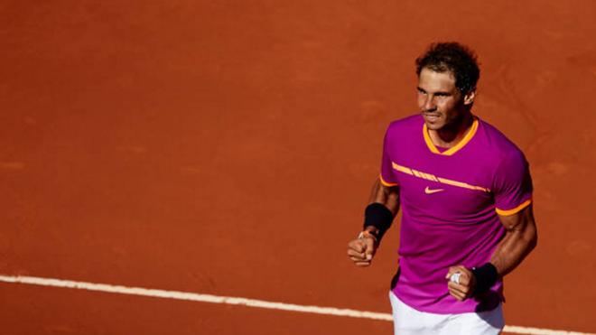 Thắng nhanh Djokovic, phải chăng Nadal đã tìm lại được 'cỗ máy thời gian' của mình?