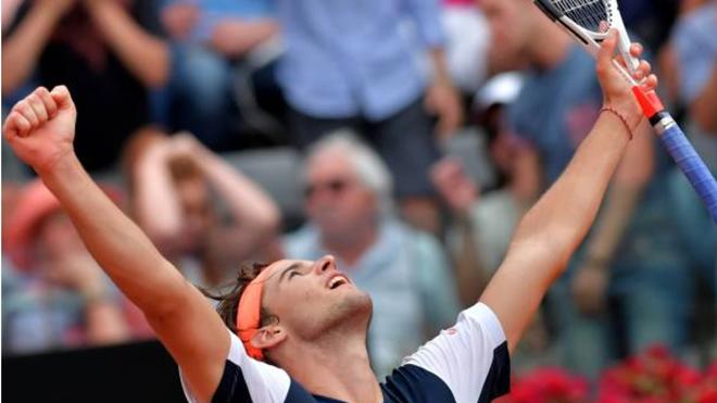 Thua sốc Dominic Thiem tại Rome, Nadal đã thấy đối thủ thực sự ở Roland Garros