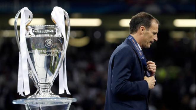 Allegri: 'Juventus sẽ trở lại. Năm sau chúng tôi sẽ lại ở đây'
