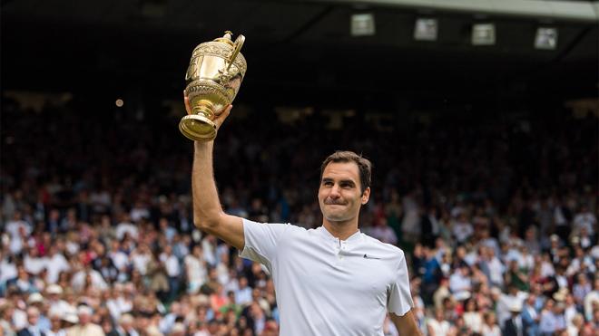 Roger Federer và những con số làm nên sự vĩ đại của làng quần vợt