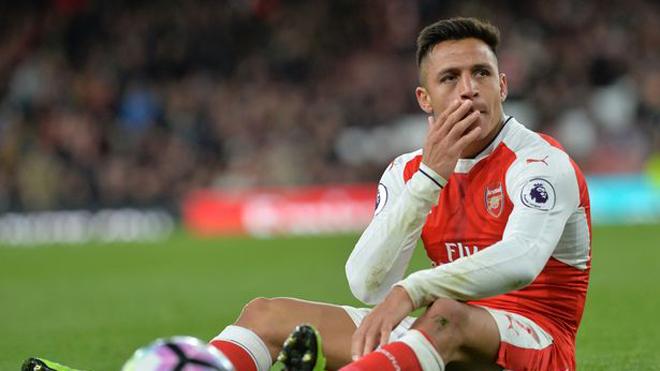SỐC với đòi hỏi về lương cực khủng của Alexis Sanchez đối với PSG