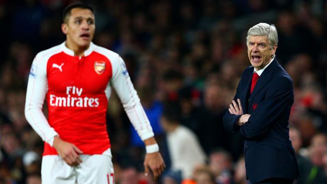 Wenger dần bất lực, đã sẵn sàng cho phương án 'mất trắng' Sanchez