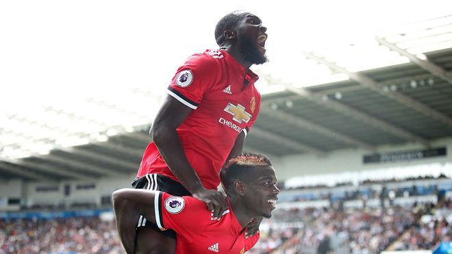 Video clip highlights bàn thắng trận Swansea 0-4 M.U