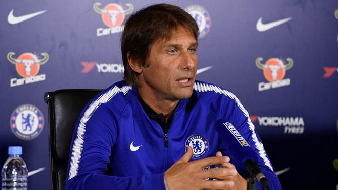 Conte: 'Drinkwater là một món hời của Chelsea. Hazard đã sẵn sàng'