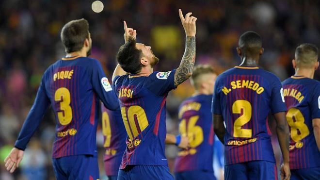 BÌNH LUẬN Barca 5-0 Espanyol: Messi càng xuất sắc, Barca càng lo