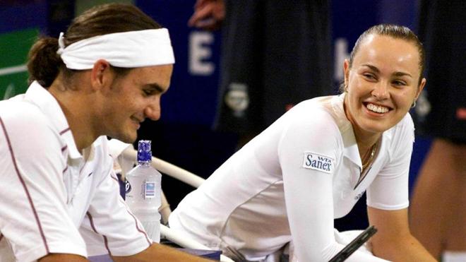 TENNIS ngày 20/9: Nadal sát cánh cùng Federer tại Laver Cup. Federer từng được đồng đội nữ 'chỉ bảo'