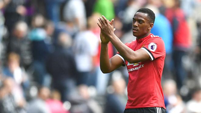 Mourinho: 'Martial là chìa khóa thành công của M.U'