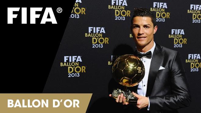 Cristiano Ronaldo bán Bóng vàng làm từ thiện