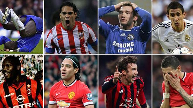 Top 10 ngôi sao đã chôn vùi danh tiếng ở Premier League