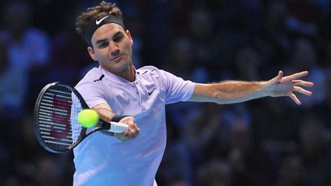 TENNIS 13/11: Federer hạ ĐKVĐ Paris Master. 'Nadal khó vô địch ATP Finals'