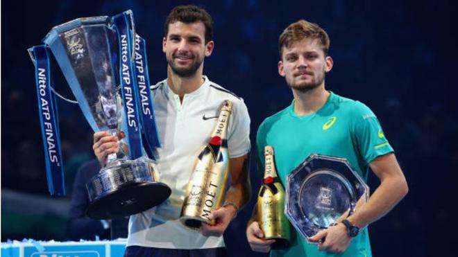 TENNIS ngày 20/11: 'Tiểu Federer' vô địch ATP Finals. Murray lại sa thải HLV