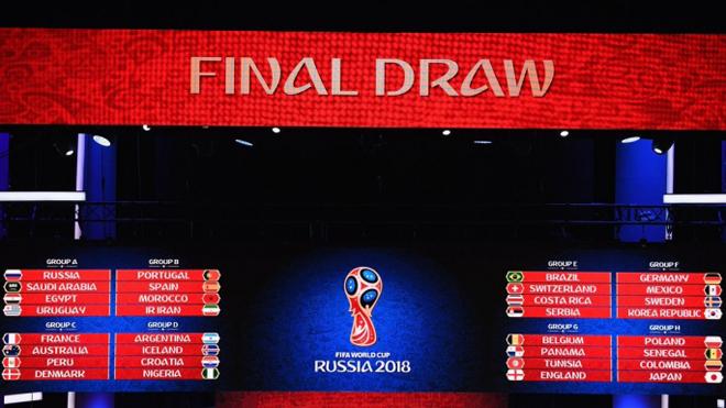 Italy và Hà Lan bị bới móc vì World Cup 2018 không có bảng tử thần