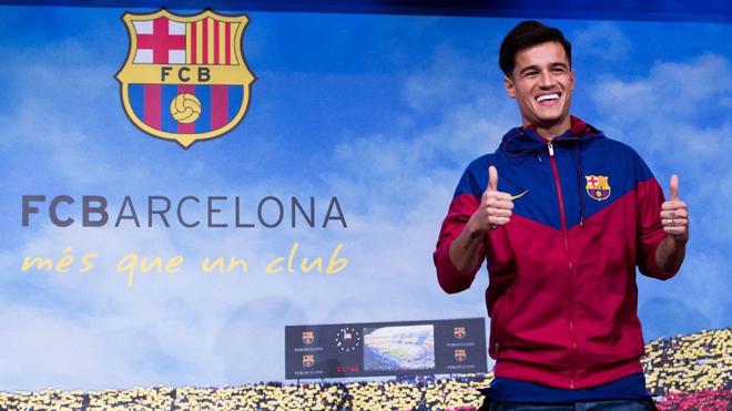 Phó Chủ tịch Barcelona: 'Liverpool giảm giá Coutinho nên Barca mới mua được'