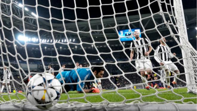 Juventus-Tottenham 2-2: Trong muôn vàn tiếc nuối