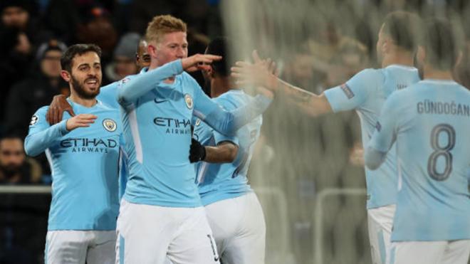 Basel 0-4 Man City: Hủy diệt đối thủ, Man City đặt một chân vào Tứ kết