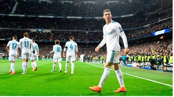 Real Madrid 3-1 PSG: Ronaldo vẫn là số 1 ở Champions League