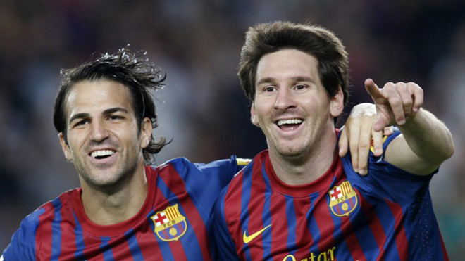 Fabregas: 'Là một người cũ, tôi biết cách khiến Barcelona phải bị tổn thương'