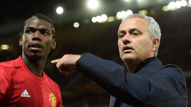 TIN HOT M.U 18/2: Quan hệ Mourinho và Pogba xấu dần. Sanchez vẫn chưa hoàn thiện