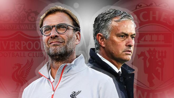 Mourinho: 'Tôi không coi Liverpool là kẻ thù'. Klopp: 'Liverpool có thể dựng xe bus trước M.U'