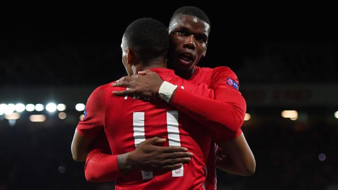 CHUYỂN NHƯỢNG 11/3: M.U tính thanh lý Pogba và Martial để mua Ronaldo. Allegri sẵn sàng thay