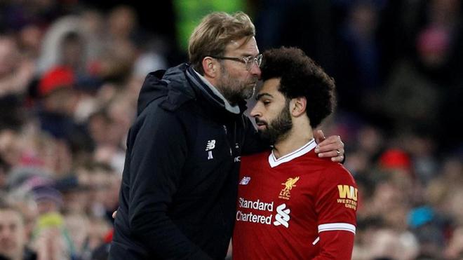 Klopp khóa chặt mọi cánh cửa, ngăn không cho Salah rời Liverpool
