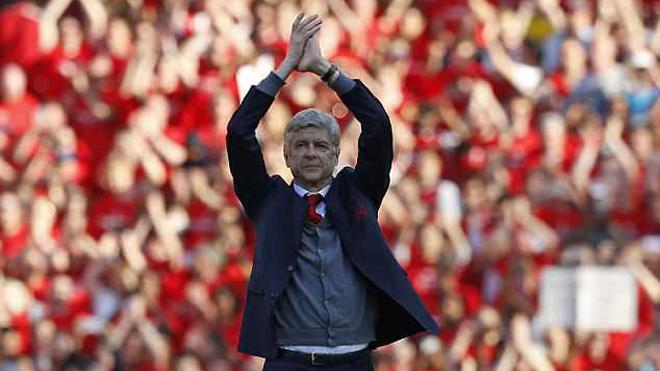 Arsene Wenger: 'Arsenal chỉ cần 2,3 cầu thủ nữa để tranh vô địch mùa sau'