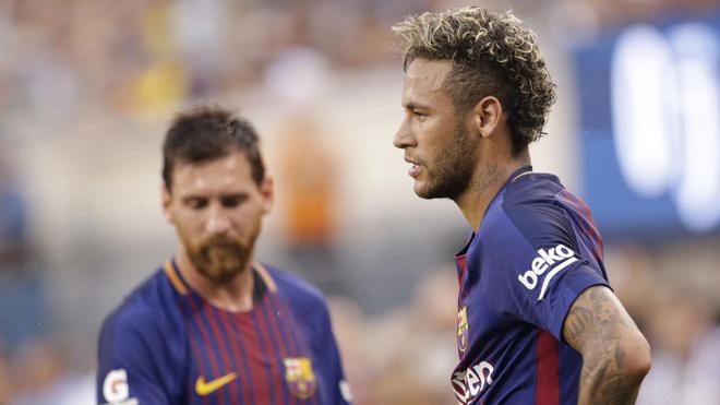 Messi: 'Sẽ thật kinh khủng nếu Neymar gia nhập Real Madrid'