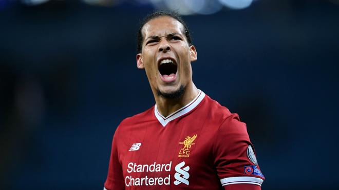 Virgil van Dijk bất ngờ chỉ trích người Anh sau trận thua của Liverpool