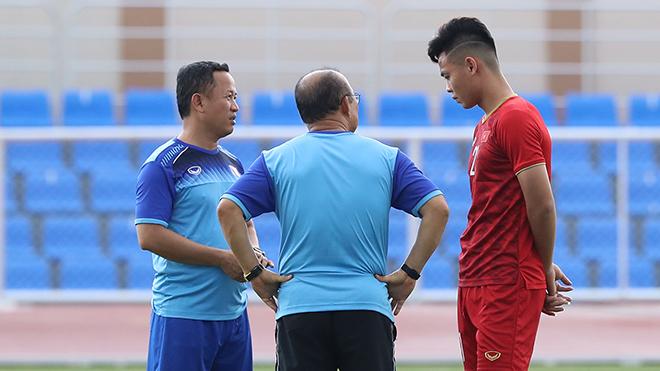 bóng đá Việt Nam, tin tức bóng đá, bong da, tin bong da, Đức Chiến, Viettel, HLV Park Hang Seo, lịch thi đấu V-League vòng 3, BXH V-League, VFF, VPF
