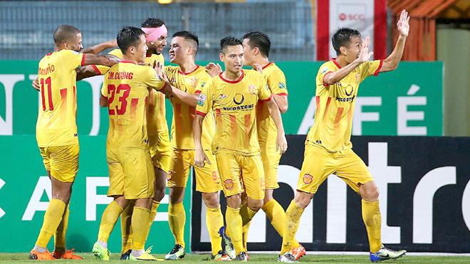 TRỰC TIẾP BÓNG ĐÁ: Nam Định vs Quảng Nam (17h), Viettel vs Sài Gòn (18h), V League hôm nay