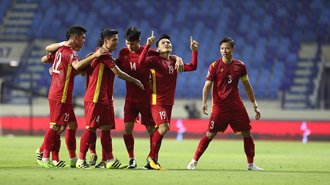 Trực tiếp bóng đá VTV6 VTV5: Ả Rập Xê Út vs Việt Nam, vòng loại World Cup 2022 (01h00, 3/9)