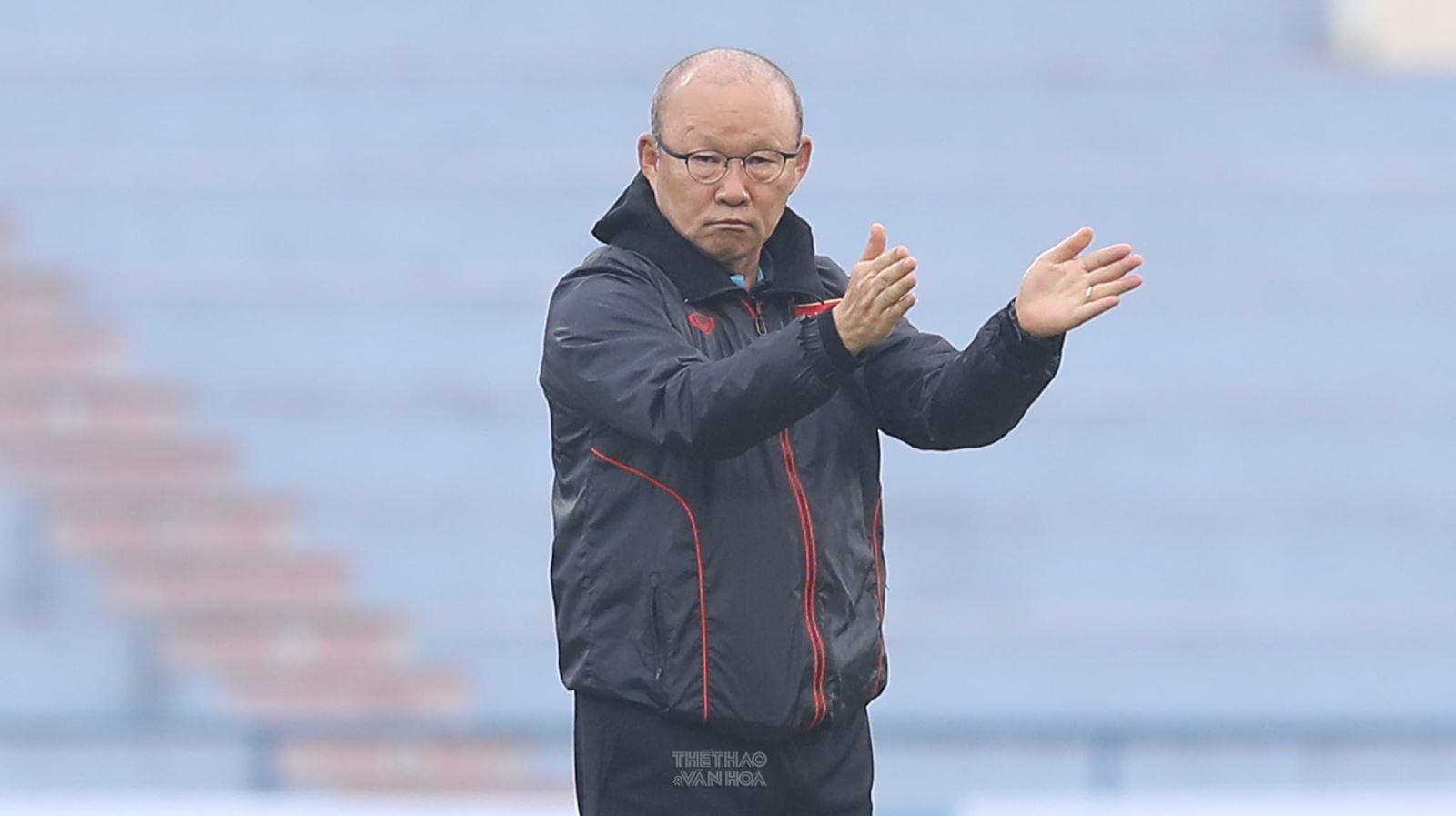 Bóng đá Việt Nam hôm nay: HLV Park Hang Seo giúp tuyển Việt Nam làm nên lịch sử