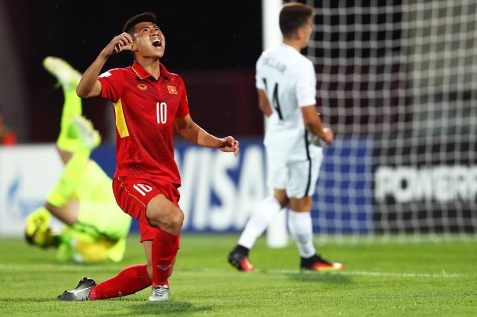 Chuyên gia Nguyễn Sỹ Hiển: 'Hàng thủ U20 Việt Nam chơi xuất sắc trước U20 New Zealand'