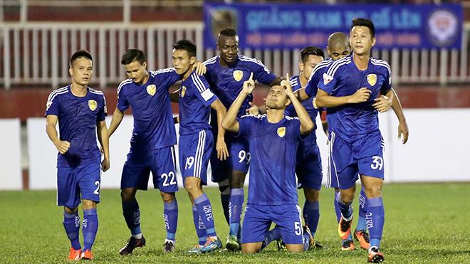 Quảng Nam trở thành nhà tân vô địch V-League 2017, FLC Thanh Hóa giành ngôi Á quân