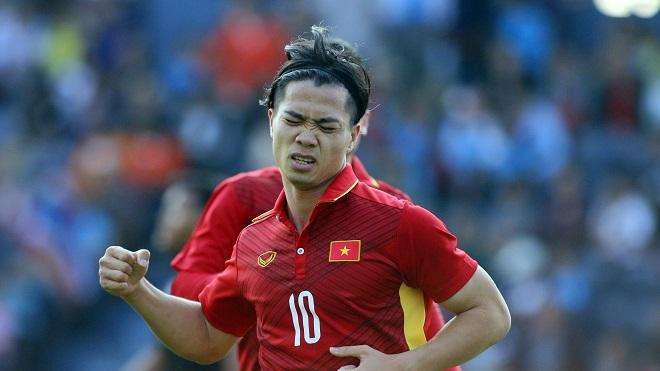 tin tuc, bong da, bóng đá Việt Nam, lịch thi đấu bóng đá hôm nay, trực tiếp bóng đá, lịch thi đấu V League, Công Phượng tươi rói tập luyện, Malaysia đã tới Hà Nội