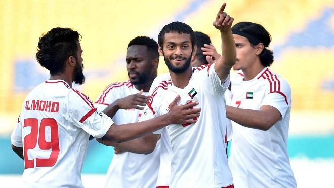 Nhận diện U22 UAE: Đối thủ U22 Việt Nam mạnh cỡ nào?