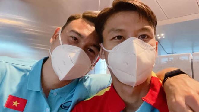 Bóng đá Việt Nam hôm nay: Văn Lâm hào hứng khi tái ngộ HLV Park Hang Seo