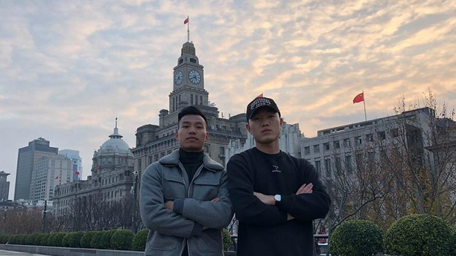 Xuân Trường, Văn Thanh hóa 'trùm xã hội đen' ở bến Thượng Hải