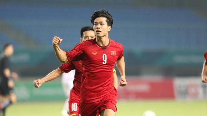 Khi Công Phượng sắm vai 'người hùng' của U23 Việt Nam