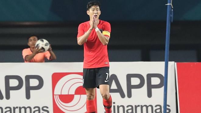 Lý do U23 Việt Nam sẽ khiến Son Heung Min tan mộng HCV