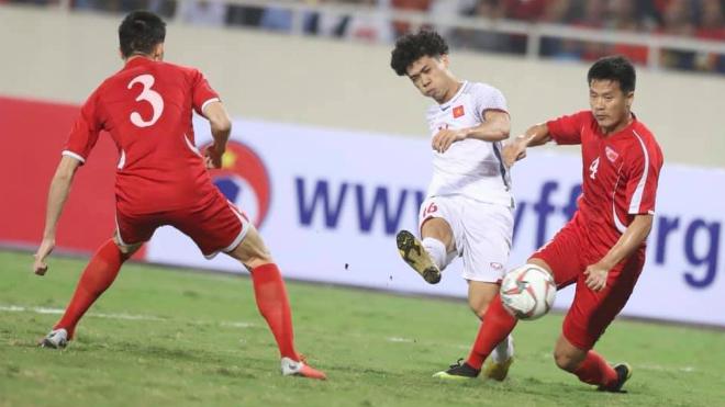 Công Phượng mặc lại áo số 10, tuyển Việt Nam thấp nhất ASIAN Cup 2019