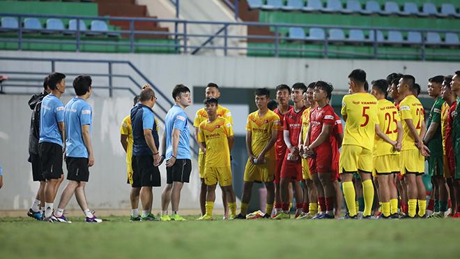 bóng đá Việt Nam, tin tức bóng đá, bong da, tin bong da, V League, SLNA vs Nam Định, Hải Phòng vs Quảng Nam, HLV Park Hang Seo, BXH V League, SEA Games, U22 VN