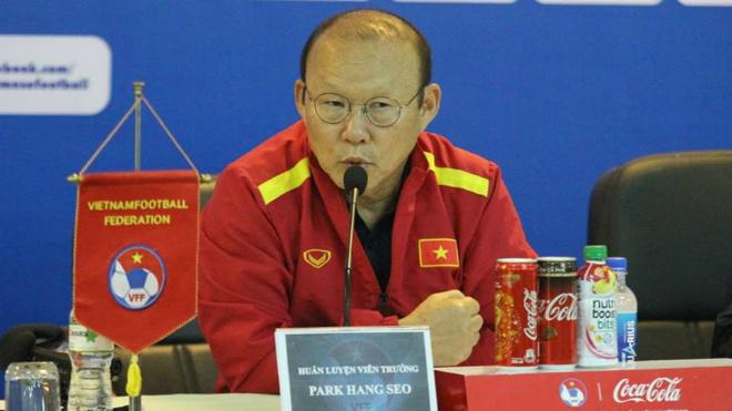 HLV Park Hang Seo nóng lòng đối đầu U23 Thái Lan