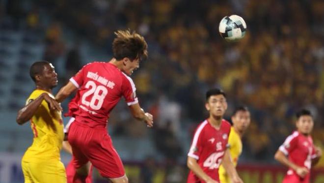 TRỰC TIẾP Viettel 0-0 Nam Định: Viettel áp đảo (H1)
