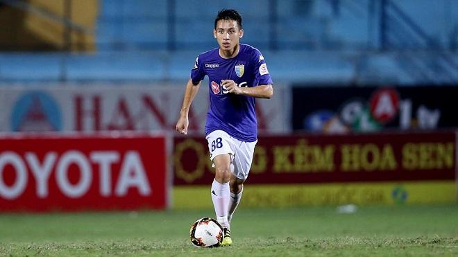 Tân binh U23 Việt Nam lập 'siêu phẩm', Hà Nội FC vẫn không thắng Bình Dương